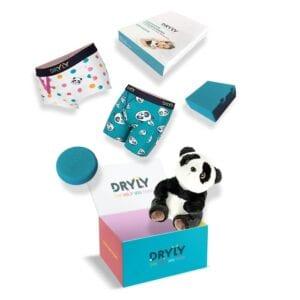 Nieuwkomer Dryly komt met een innovatieve kindvriendelijke plaswekker